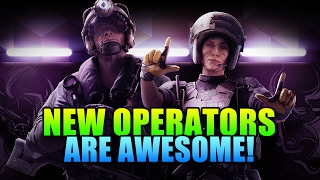 Jackal & Mira First Impressions | Rainbow Six Siege Operation Velvet Shell