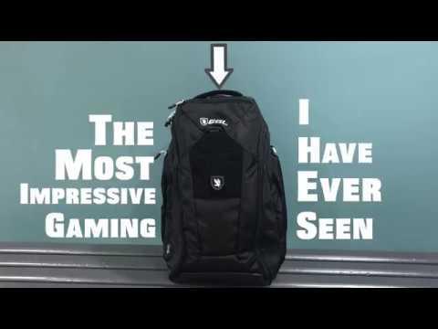 EGL FLYTE Gaming Backpack Complete Review