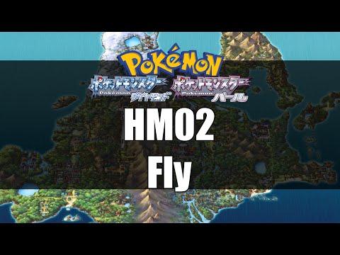 Pokemon Diamond & Pearl   Where to get HM02 Fly