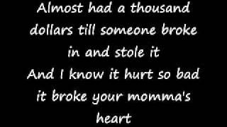 Eminem - Mockingbird (Lyrics)