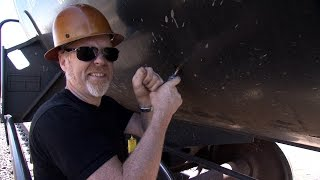 Tapping a Tanker | MythBusters