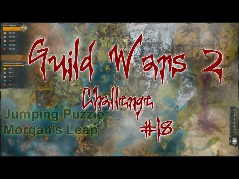 Morgan's Leap [Caledon Forest] (Guild Wars 2 Jumping Puzzle 18/38)