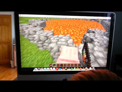 How to Make Pork Chops in Minecraft