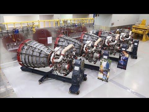 Rocket Engine Testing the NASA Way!