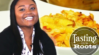 Tasting Our Roots: Vegan Mac And Cheese