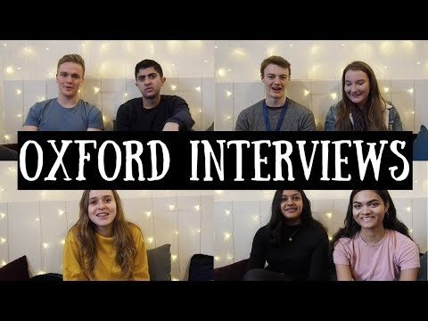 OXFORD INTERVIEWS: MORE EXPERIENCES, TIPS & ADVICE | viola helen