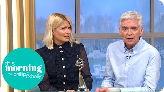 Phillip & Holly Reflect on Their NTA Celebrations | This Morning