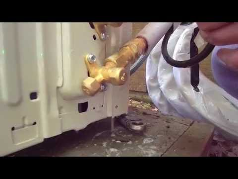 Installing a DIY Mini Split AC System by Mr. Cool
