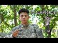 Download LO SCORPIONE ITALIANO (Euscorpius italicus) MP3,3GP,MP4
