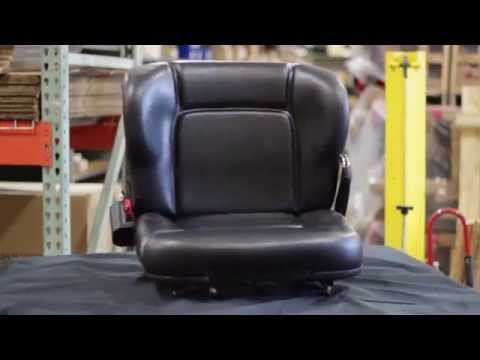 Toyota forklift seat from Intella Liftparts
