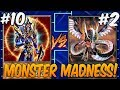 Monster Madness 2019: CYBER DRAGONS vs BLACK LUSTER SOLDIER! ( March Madness Yugioh Tournament)