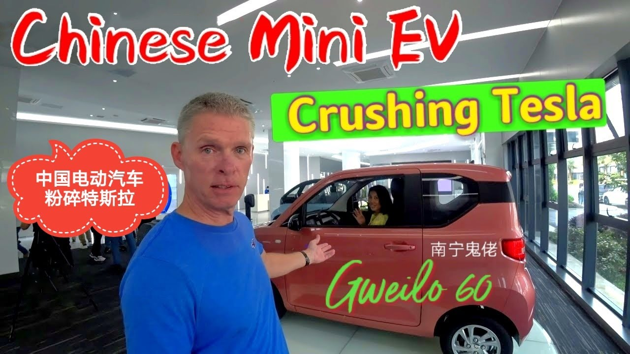 TESLA being CRUSHED by China's Mini EV
