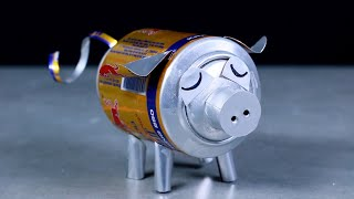 3 SIMPLE CRAFT IDEAS WITH COKE CANS / CRAFT IDEAS / RECYCLING IDEAS