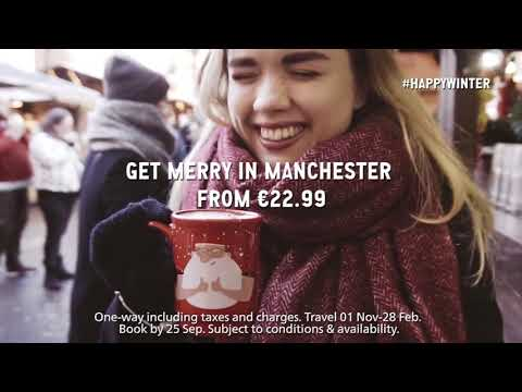 Aer Lingus | Manchester from €22.99