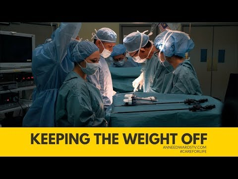 An answer to obesity and keeping the weight off