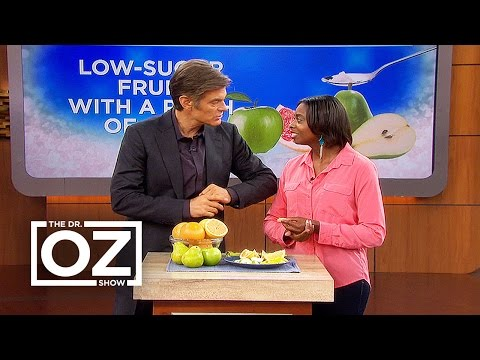 Dr. Oz Explains How to Cut Down Sugar Cravings in Two Weeks