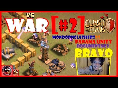 Clash of Clans [WAR #2]: Una GUERRA al CARDIOPALMA |Doc. Bravo [ITA]