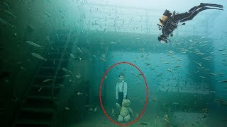 5 Mysterious Under Water Ghost Sightings