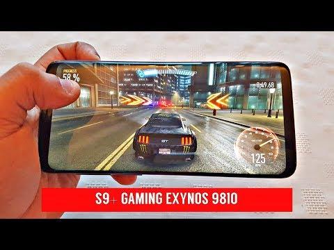 Samsung Galaxy S9 Plus (Gaming Exynos 9810)