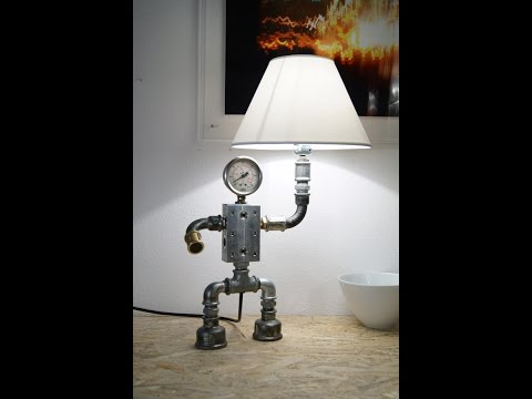 Review of plumbing pipe Lighting