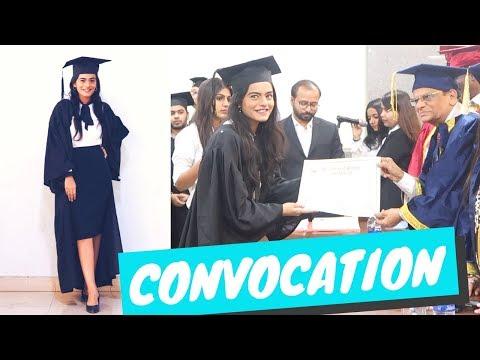 My LLB Convocation Ceremony   #DhwanisDiary