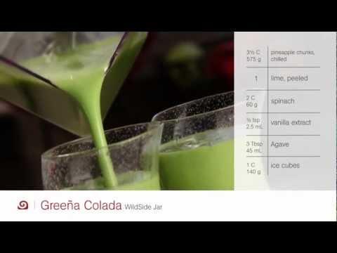 Greena Colada Recipe - Blendtec Recipes