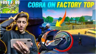 How To Get Super Bike On Factory Roof - Garena Free Fire