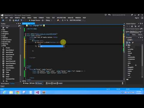 How to get Text Of radio button in JQuery tutorial part 3