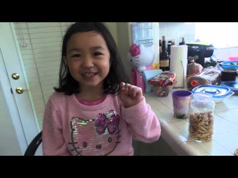 Trying Pili Nuts for the First time - SHAWN CRAB