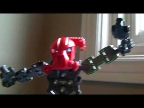 the adventures of dork bionicle part 1