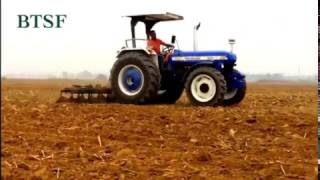 New Holland 5630(4x4 75 Hp) With 17 Tillers At BTSF..!!!!