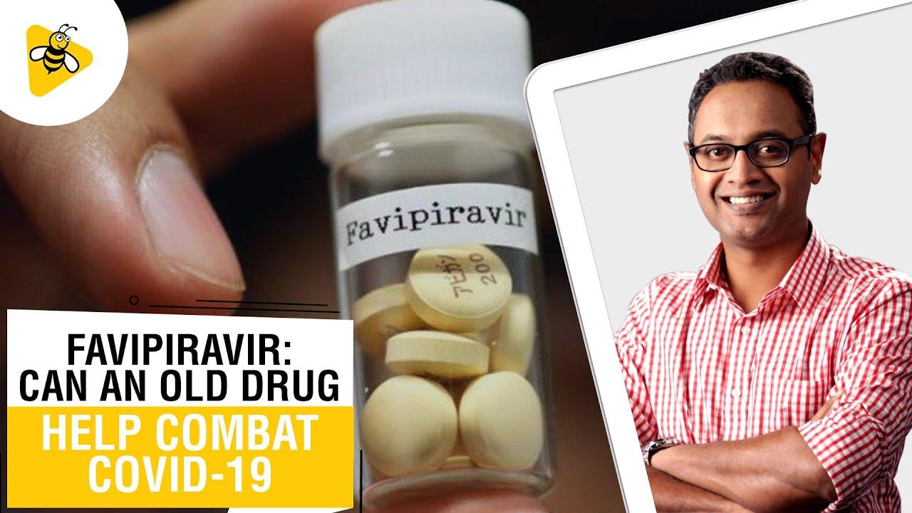 Favipiravir: AntiViral Drug To Fight Coronavirus?   DataBaaz   Govindraj Ethiraj & Omkar Herlekar