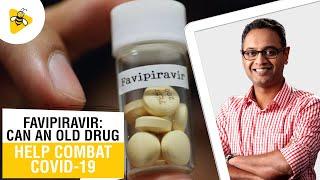 Favipiravir: Can An Old Drug Help Combat COVID-19 | DataBaaz | Govindraj Ethiraj & Omkar Herlekar