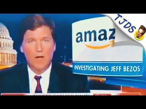 Tucker Carlson Destroys Amazon & Jeff Bezos' Business