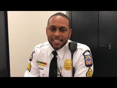 Columbus Division of Police Recruiting Unit: Sergeant Christopher Smith-Hughes