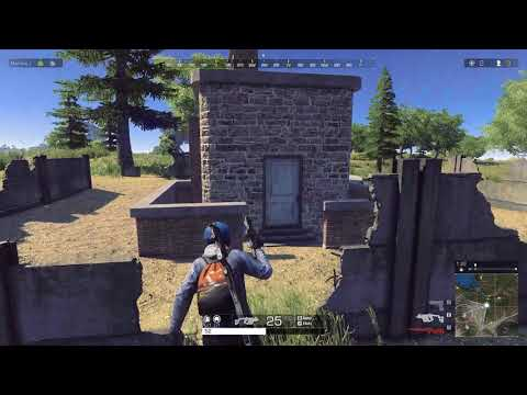 Ring of Elysium ROE My First Game & Die By Forcefield 2nd Place