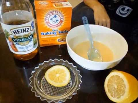 How To Make a Home Made Grout Cleaner