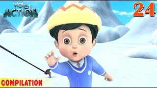 Vir : The Robot Boy | Vir Action Collection - 24 | Action series | WowKidz Action
