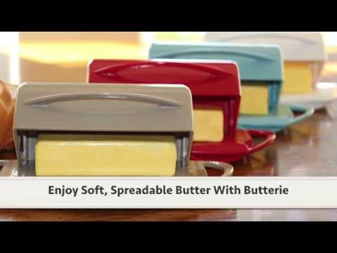 Butterie, The Butter Dish Reinvented