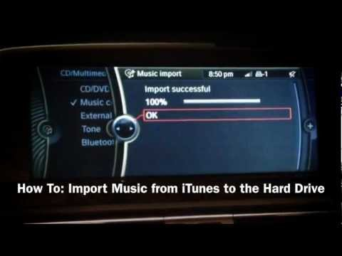 How To: Import Music From iTunes To Hard Drive