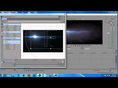 How to Make a Cool Professional Space Intro in Sony Vegas Pro 13