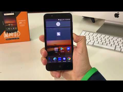How to get ZTE Tempo X IN & OUT of safe mode