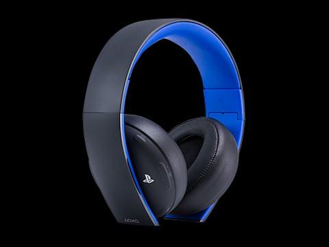 Sony Gold Wireless Headset (SUCKS) vs Tritton Kama headset (Recording audio)