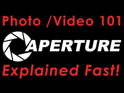1 Photography Tip YOU NEED TO KNOW! Aperture Explained FAST! Critical Info...
