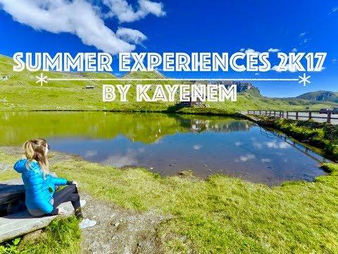amazing EUROPE   beautiful spots in Austria & Germany & Italy   GoPro Hero 5