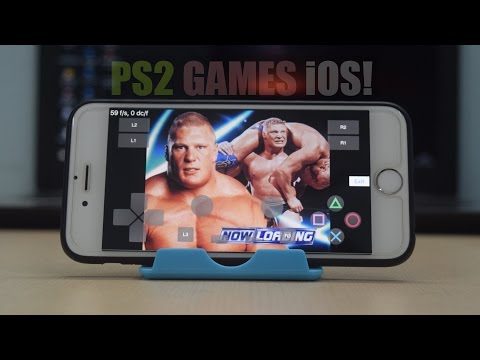 How To Play PS2 Games on iOS (LAGGY) | PlayStation 2 Emulator For iPhone, iPad & iPod! iOS 9.3.3 - 9