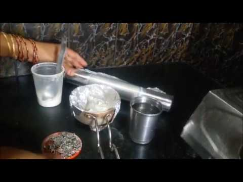 how to clean silver jewelry (item) at home easy step by step in Hindi