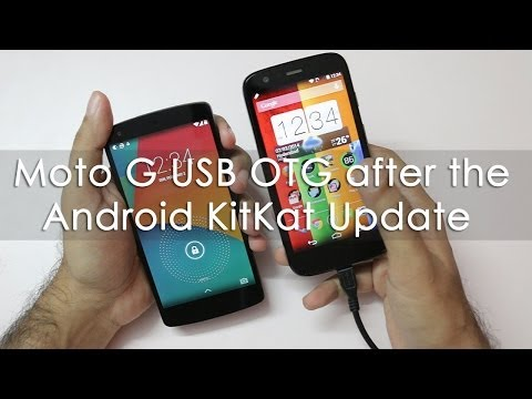 Making USB OTG work on Moto G after Android 4.4 KitKat Update