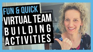 Virtual Team Building Activities [IDEAS FOR REMOTE TEAMS]
