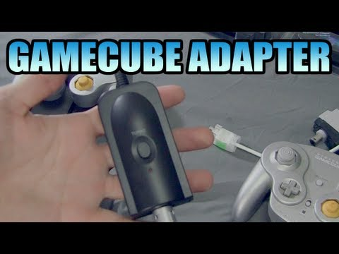 Mayflash Gamecube Controller Adapter for Wii-U Review (by Sean)